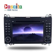 Octa Core Android 6.0 Car DVD Player For Mercedes Benz Sprinter W209 W169 W245 Viano Vito B150 B200 Car Radio 2Gb Ram+32Gb Rom