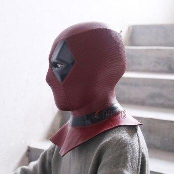 Best Of Maske Boyama Ornekleri Deadpool On Sayfalari