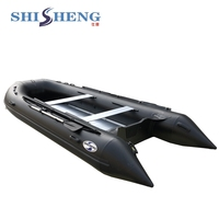 New Product (CE) Manufacturers PVC Inflatable Folding Portable inflatable Boat From China