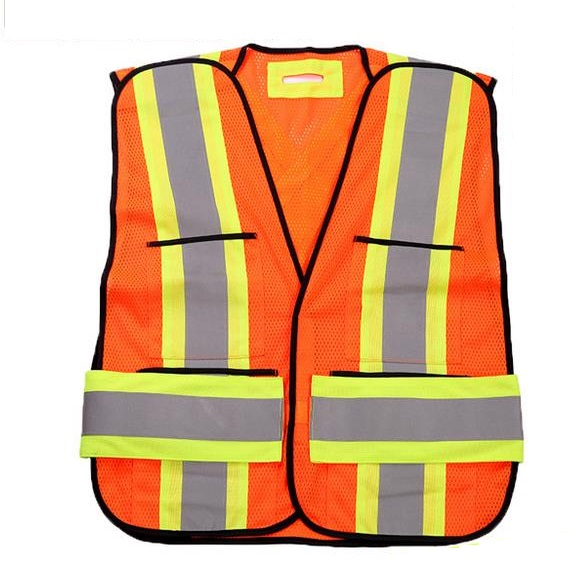 Reflective Safety Vests Reflective Traffic Clothing 10cm Wide Reflective Tape maritime safety