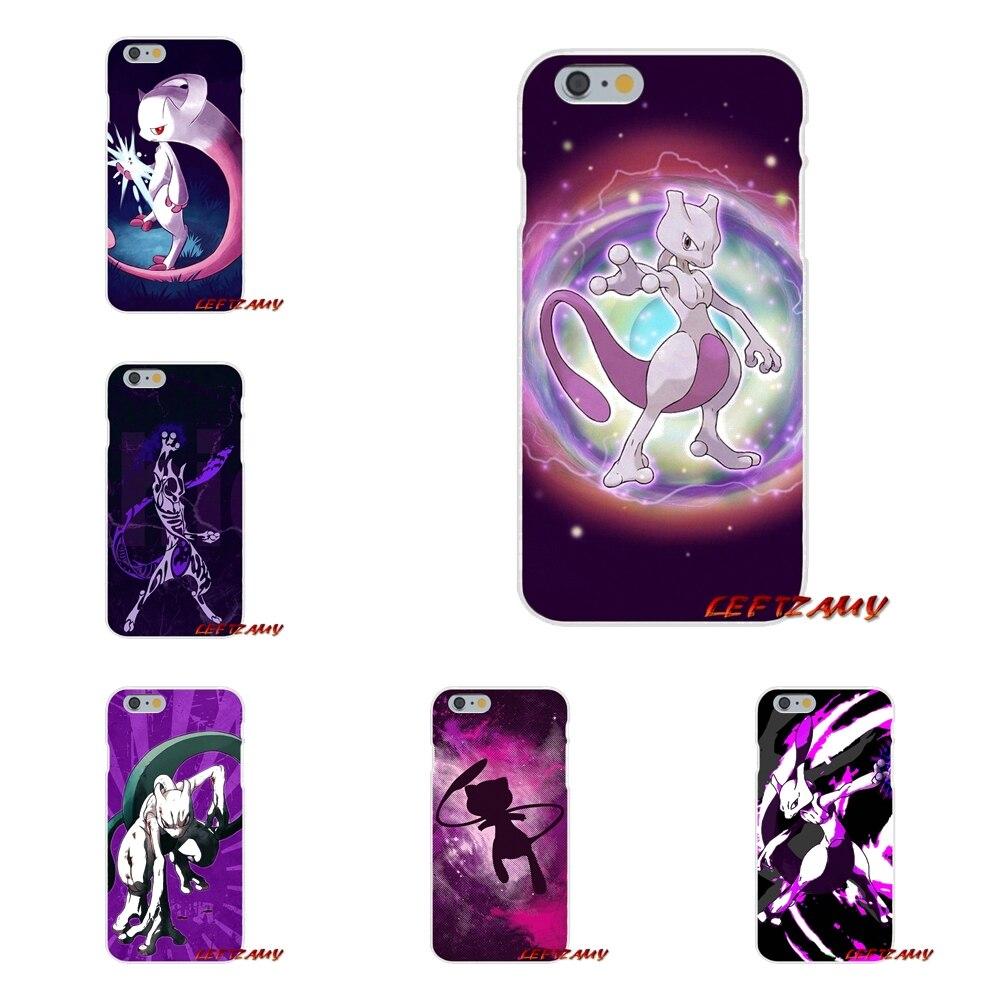 Pokemon Mew 3 iphone case