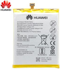Image 3 - Hua Wei Original Phone Battery HB526379EBC For Huawei Y6 Pro / Enjoy 5 / Honor 4C Pro 4000mAh Replacement Batteries Free Tools