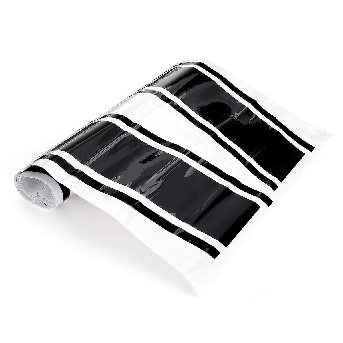 Капот капота двигателя, накладка в полоску для Mini Cooper, полоска капота R50 R52 R53 R55 R56 R57 для Mini Cooper S - Название цвета: 7