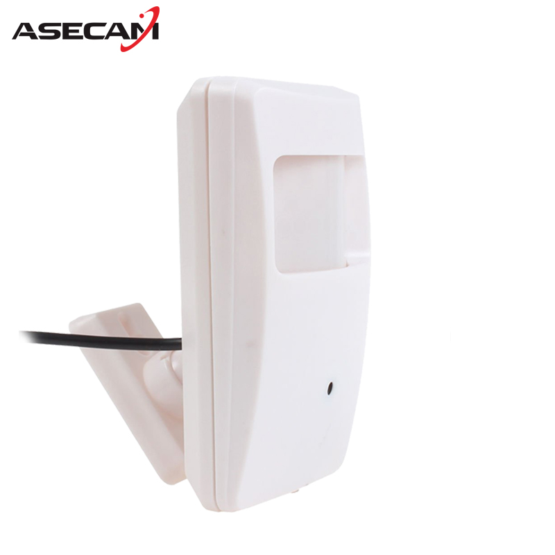 New Super HD AHD 3MP Rectangle Smoke Type CCTV Video Surveillance Small White Security Camera 3.7mm lens
