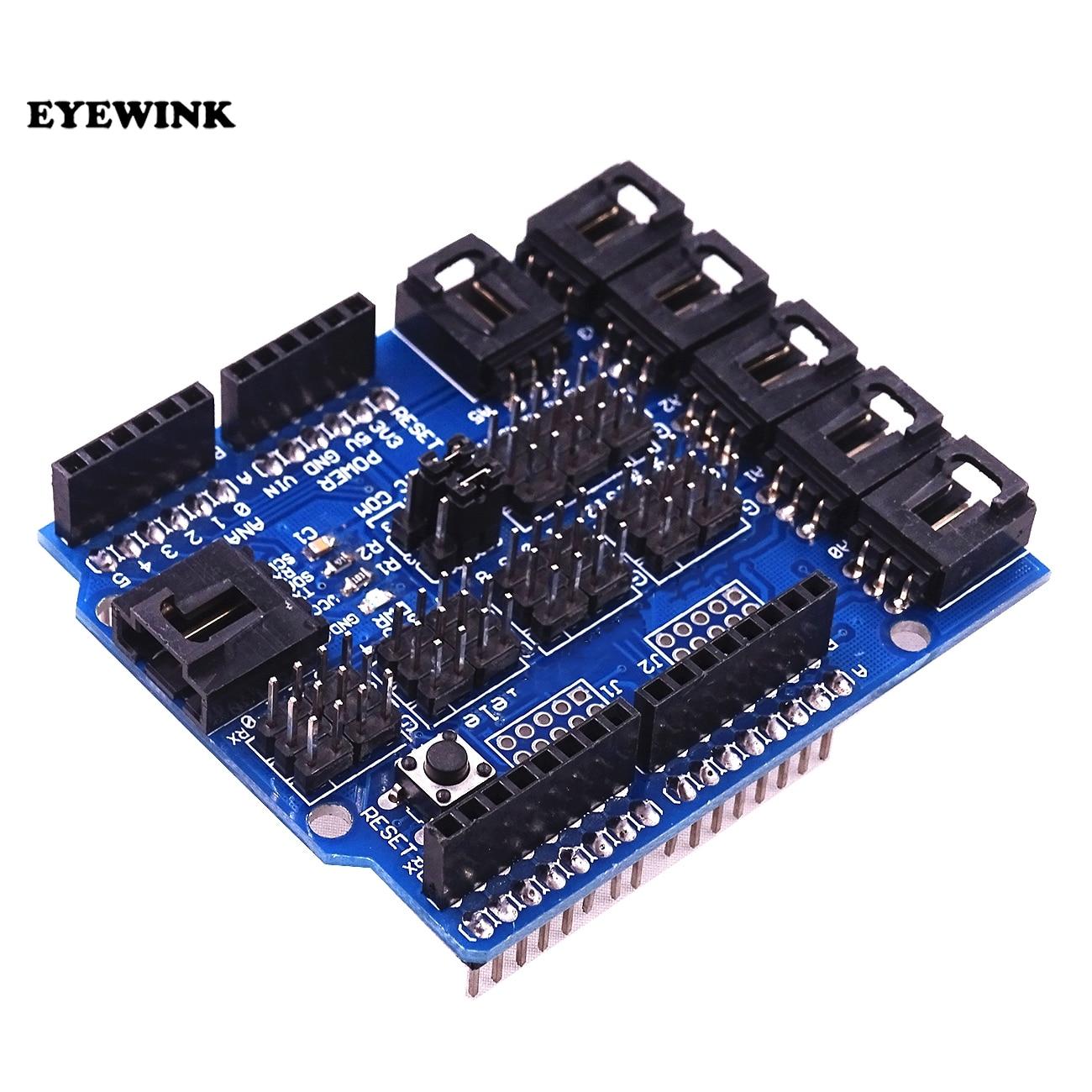 Eyewink sensor shield v digital analog module extension