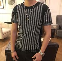 Luxurious design man tshirt 2019 new wonderful looking high quality t shirt G9854