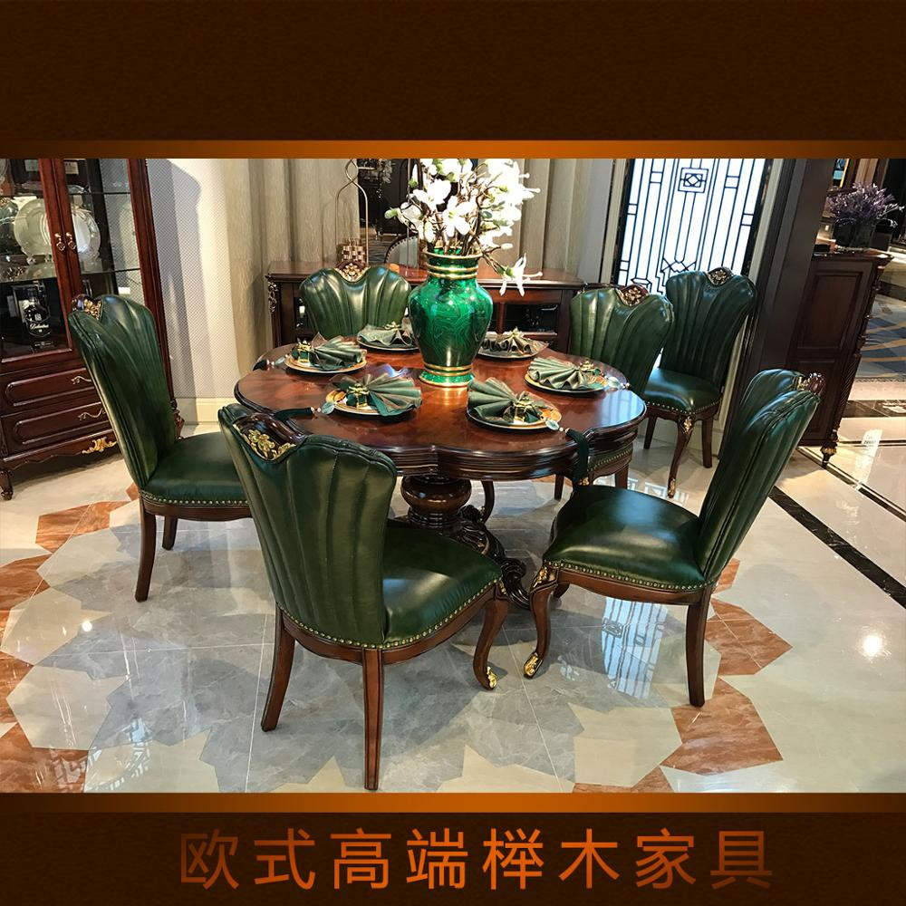 Discount Dining Tables: Jinyufang Discount Promotional Solid Wood Table Table