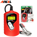 Brand New ANCEL BA100 Car Motive Battery Tester Auto Battery Digital Analyzer Vehicle12v Tools Tester For Universal Cars