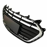 Cheapest Black Front Radiator Grille Grill Car Cover For