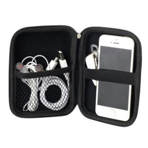 HDD Bag Hard Drive Disk Case Zipper Pouch Earphone External Protector Bags Cover Powerbank Mobile EVA Storage Carrier Box Caddy