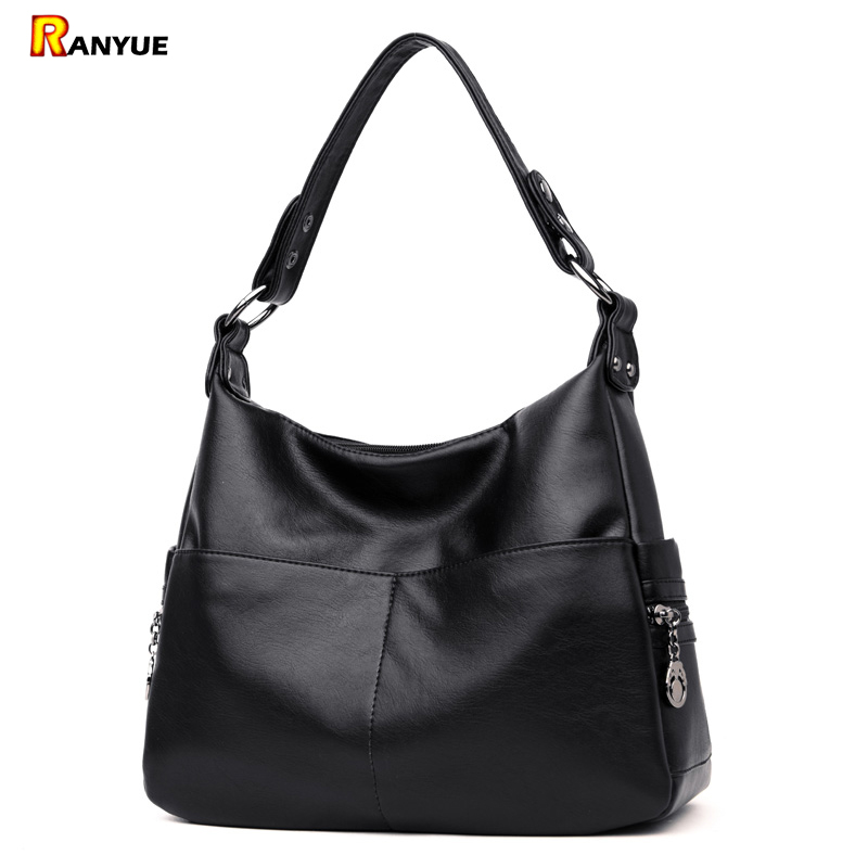 Luxury Handbags Women Bags Designer High Quality Ladies Bolsa Feminina Couro Sac a Main Femme Bolsos Tote Borse Big Shoulder Bag свитера puma свитер вратарский puma statement gk 701917471