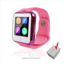 Bluetooth Kinder Smart Uhr Kind Jungen Mädchen SmartWatch Telefon C88 Sync Intelligente Uhr Unterstützung Sim-karte Für Samsung Android