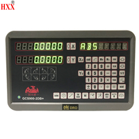 Machine measurement tools dro digital readou display/screen new GCS900 2DB+ for lathe or mill machines one piece