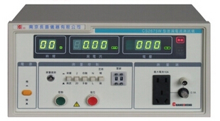 Fast arrival Changsheng CS2675WT  Leakage current tester