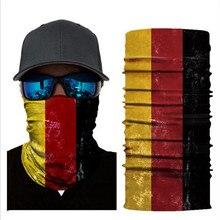Biker Bandanas (5 pcs/lot) AC128-AC135 Outdoor Sports Hat Cycling Turban Head Scarf Face Mask