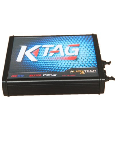 Prix pour 2017 Nouveautés KTAG 4 LED Chebao K-TAG Programmation de L'ECU outil Dernière Version Du Logiciel V1.89 KTAG K-TAG ECU Mise À Jour par Email