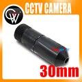Alta qualidade do Metal 30mm lente LENTE Da Câmera lente Segurança CCTV cctv CCD/CMOS Camera FRETE GRÁTIS