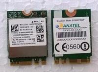 Broadcom BCM43162 1x1ac BT4 0 M 2 Combo Card For Lenovo E455 FRU 04X6019