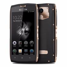 Blackview BV7000 Pro Мобильный телефон Android 6.0 MTK6750T Octa core 4 г + 64 ГБ OTG отпечатков пальцев IP68 Водонепроницаемый 5.0 «дюймов 4 г смартфон