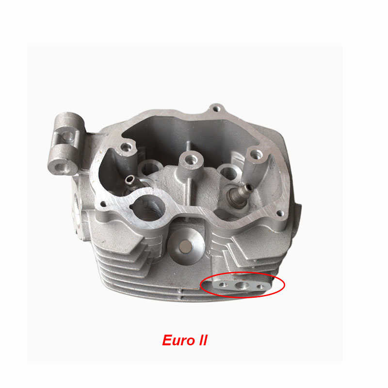 Motorcycle Cylinder Head for Honda CG125 CG 125 125cc Euro I II III Engine Spare Parts 125cc cbt125 carburetor motorcycle pd26jb cb125t cb250 twin cylinder accessories free shipping