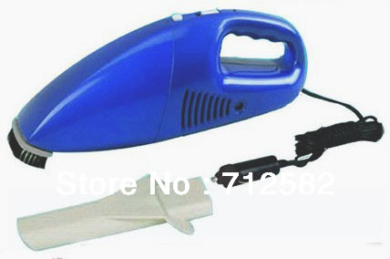 car mini vacuum cleaner dust collector hand vacuum with straw and brush 1 piece  free  HK post air mail shipping