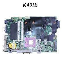 Для ASUS K40IE материнская плата 512 М 4 памяти K40ID плата для 14-дюймовый экран ноутбука испытания