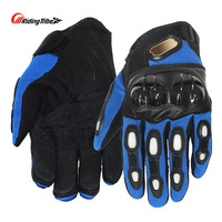 Riding Tribe Summer Motorcycle Gloves Men Wear Resistant Protective Moto Riding Accessories Cycling Racing Glove Guantes