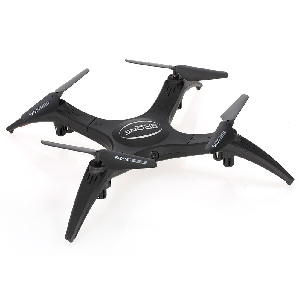 GoolRCProfessional Drone with Camera 2.4G Wifi FPV 0.3MP Detachable Arm Altitude Hold RC Quadcopter Remote Control Helicopters