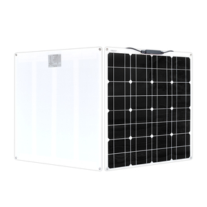 Image 3 - Flexible Solar panel 200w 100w 50w 12v Solar Charger Home System for Car RV Boat Caravan 1000w PV Module 540*530*3mm Waterproof