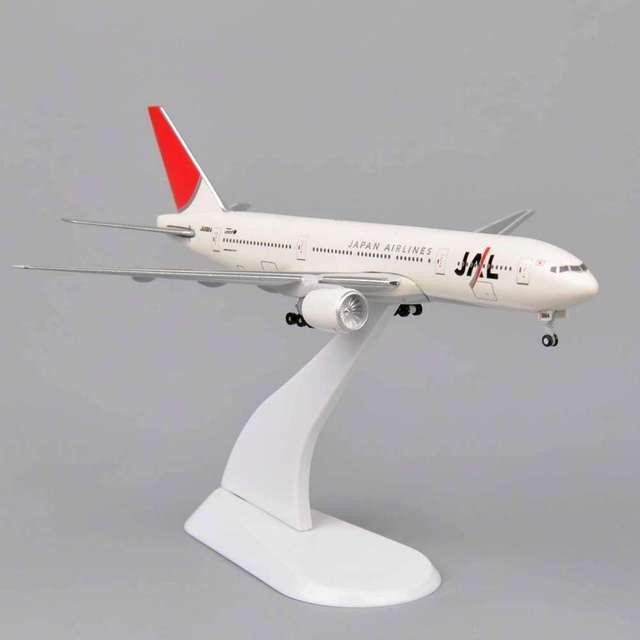StarJets 1:400 Масштаб Japan Airlines JA8984 Литья Под Давлением Модель Самолета Игрушечных Автомобилей Белый Мини Самолет Самолет maquetas Детские Игрушки B
