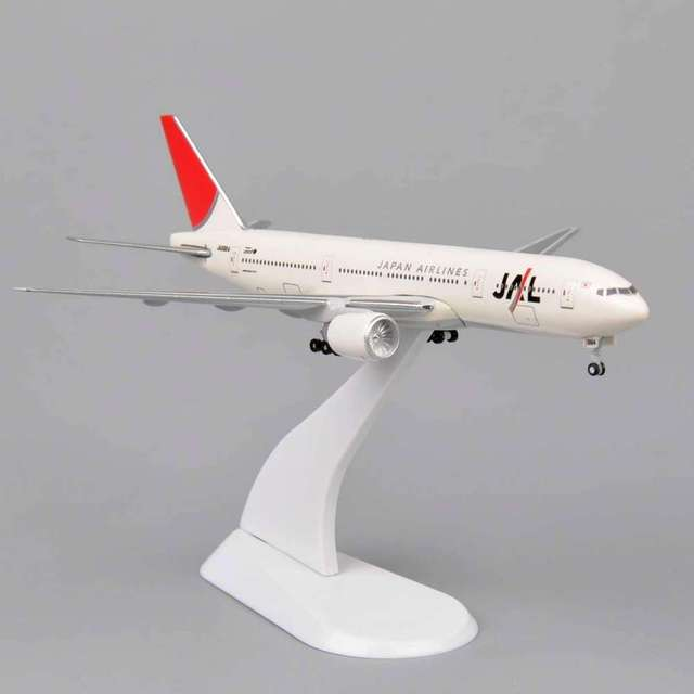 StarJets 1:400 Scale Japan Airlines JA8984 Diecast Airplane Model Toy Vehicles White Mini AirPlane Aircraft maquetas Kids Toys B