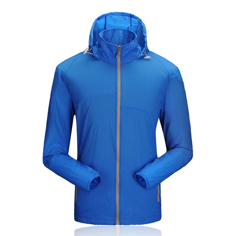 Waterproof Breathable Running Jacket - JacketIn