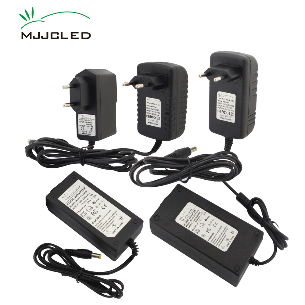 10x DC12V 3-5A Netzteil Trafo Netzadapter Driver für LED Strip Notebook CCTV DHL