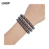 LNOP Natuurlijke Grijze agaat band voor Apple horloge 42 MM 38 MM Vervanging pols damesmode Polsband Met Adapters