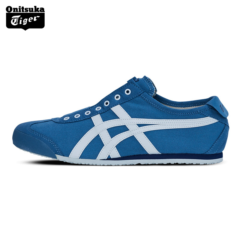 Onitsuka Tiger MEXICO 66 Outdoor Men's Sneakers Slip-on Unisex Shoes Breathable  Lightweight Women Shoes D3K0N