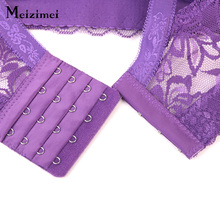 Meizimei white lace push up bh bras for women underwear bralette fly bra XXX lingerie sexy hot lolita brassiere femme sheer bra