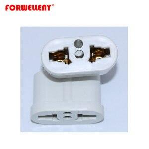 Image 2 - Universal Standard UK US AU zu EU AC Power Buchse Stecker Reise Ladegerät Adapter Konverter Travel Power Stecker