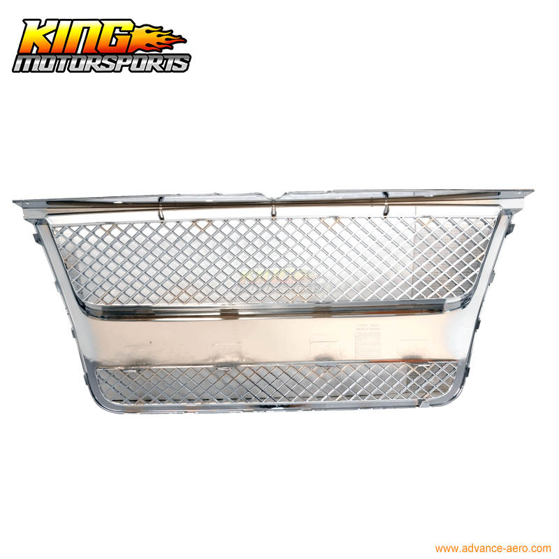 For 2006-2010 Ford Explorer Sport Trac Chrome Front Grille Grill USA Domestic Free Shipping Hot Selling for 2004 2008 ford f150 chrome vertical front hood grill grille usa domestic free shipping hot selling