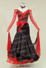 New Waltz Tango Ballroom Dance Dress, Girls/Women Modern Dance/Perform Costume/Wear