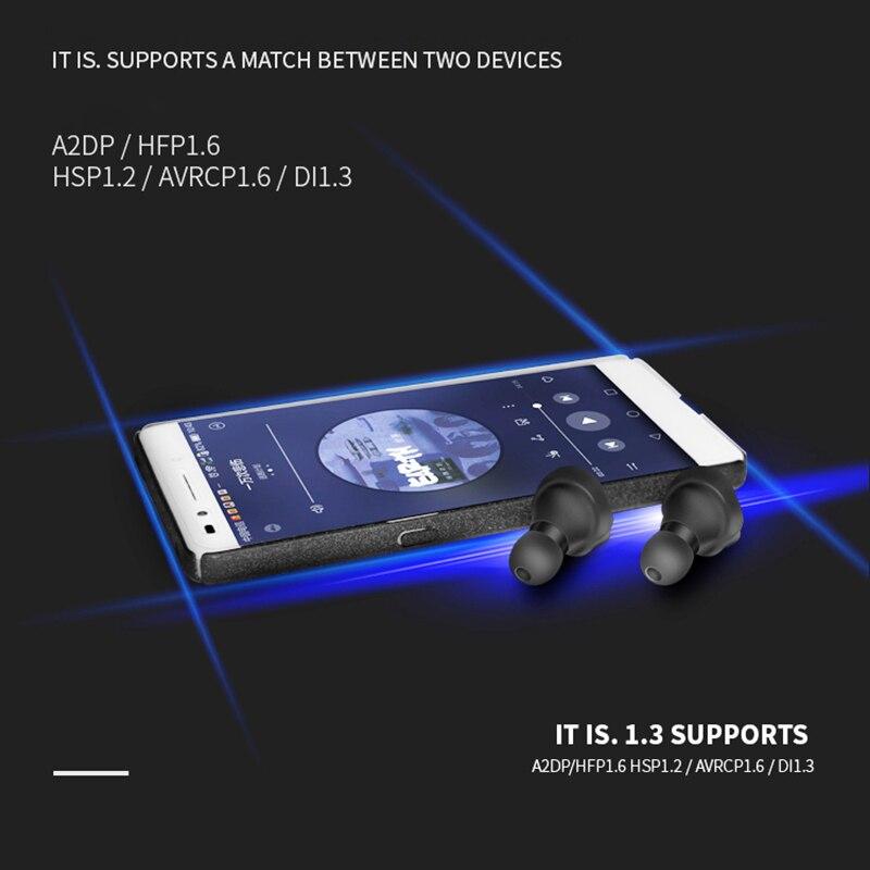 Ubit AF-A1 Auricular Bluetooth 2 Piezas Con Micrófono Auriculares - Audio y video portátil - foto 4
