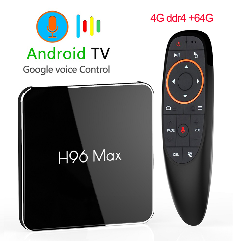 4GB DDR4 Ram 64GB Android 8.1 H96max Smart TV Box Amlogic S905X2 H96 max x2 Media Player BT Dual WIFI pk Mag 254 256 Htv 5 box4GB DDR4 Ram 64GB Android 8.1 H96max Smart TV Box Amlogic S905X2 H96 max x2 Media Player BT Dual WIFI pk Mag 254 256 Htv 5 box