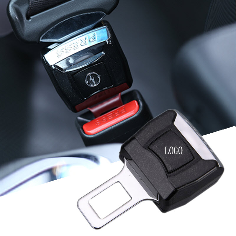 """E4 Safety Certified Rigid Black Mazda CX-5 Seat Belt Extension Adds 5/"""""""