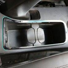 Carmilla ABS хромированный автомобильный стакан воды защита накладка крышка стикер для Шевроле Cruze седан хэтчбек 2009-2016 аксессуары