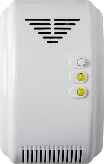 433 Mhz de Segurança Sem Fio Sensor detector de gás combustível Com Trabalho Detector De Fugas do Sistema de Alarme Sem Fio Detector de Gás De combustão