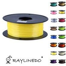 Yellow Color 1Kilo/2.2Lb Quality PLA 3.00mm 3D Printer Filament3D Printing Pen Materials