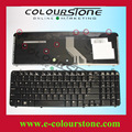 Glossy black laptop keyboard for HP pavilion DV6 DV6T DV6-1000 DV6-1200 DV6T-1000 DV6T-1100 DV6T-1300 DV6-2000 Keyboard US
