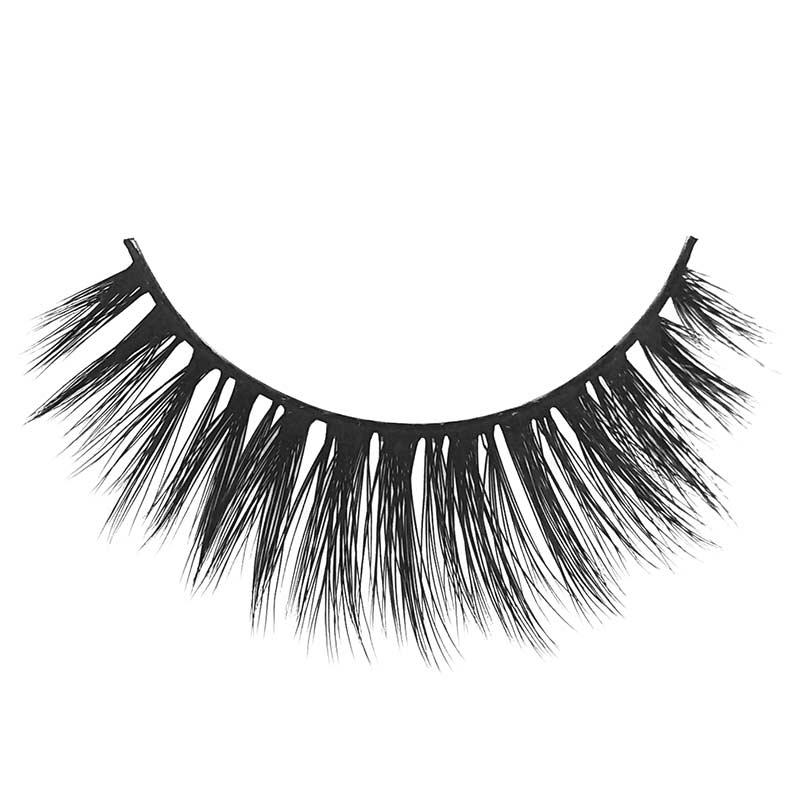 15 Pairs Mink False Lashes Natural 3d Mink Eyelashes Strips Makeup