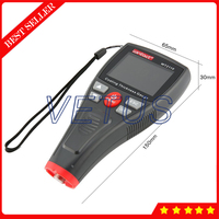 WT2110 Automotive Auto Farbe Dicke Gauge Tester Fe/NFe Farbe Lack Film Beschichtung Meter Farbe LCD Display USB port