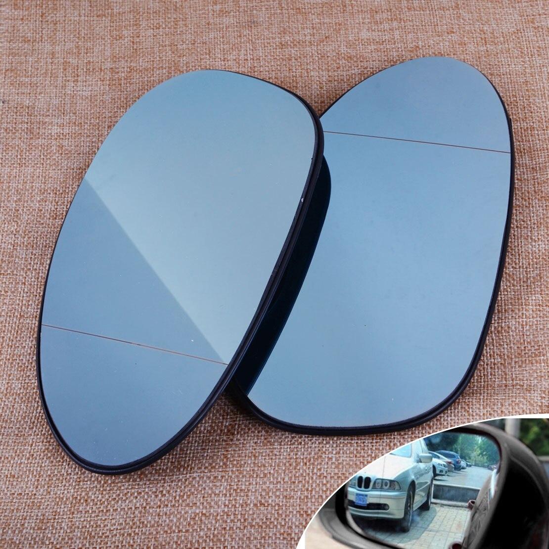 CITALL Bleu Gauche et Droite Chauffée Aile Porte Miroir Fit pour BMW E82 E85 E86 Z4 Roadster Coupé E88 E90 E91 E92 E93 1 3 Série 2008