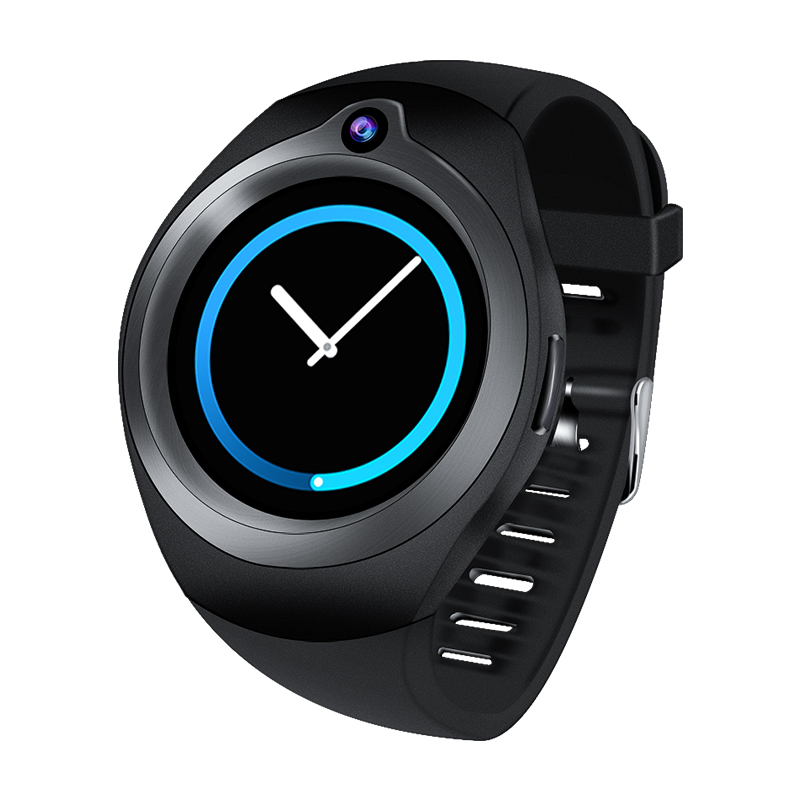 Hottest 3G Smart Watch 1.30'' Amoled Bluetooth Call Wristband 2.0 MP Camera Pedometer Heart Rate For Apple Android PK X5 Q1 pro